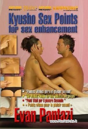 Kyusho Sex Points For Sex Enhancement by Evan Pantai