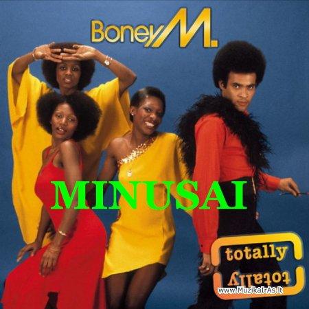 MINUSAI.Boney M