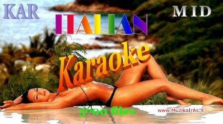 Karaoke-midi.Italian karaoke
