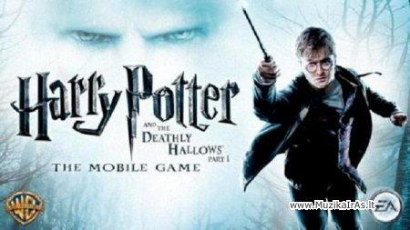 Java žaidimai.Harry Potter Mastering Magic