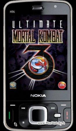 Java žaidimai.Ultimate Mortal Kombat 3
