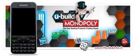 Java žaidimai.Monopoly U-Build / Монополия