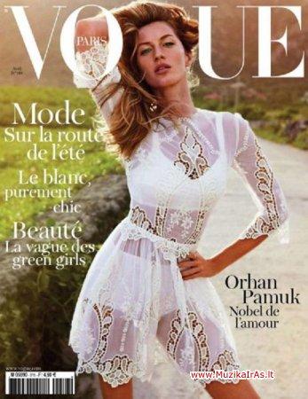 Vogue France(2011)