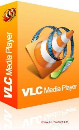 Programos.VLC media player