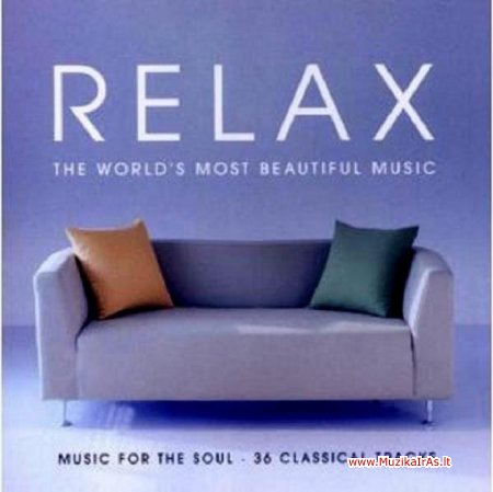 RELAX.The world's most beautiful music(2CD)
