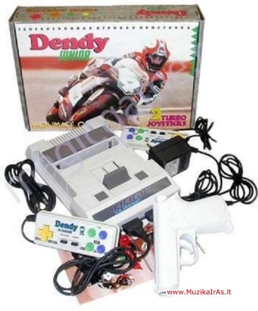 Žaidimai.Сборник консольных игр Dendy (NES)