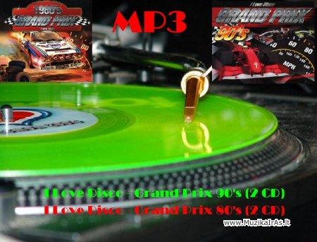 I Love Disco - Grand Prix 70's,80's ,90's