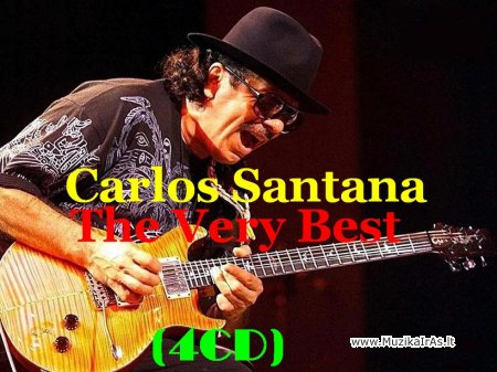 Carlos Santana - The Very Best (4CD)
