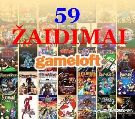 Žaidimai.Gameloft(59)