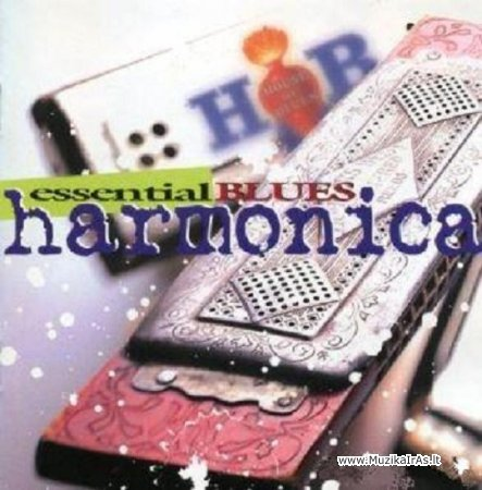 Essential Blues Harmonica