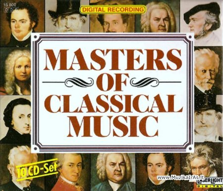 KLASIKA.VA - Masters of Classical Music (10CD)