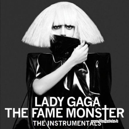 Lady Gaga / The Fame Monster (The Instrumentals)