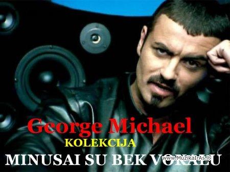 George Michael-kolekcija minusų.