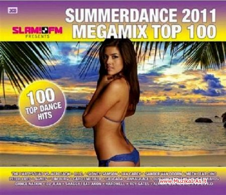 Summerdance 2011: Megamix Top 100