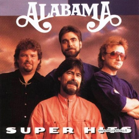 Alabama-Super hits