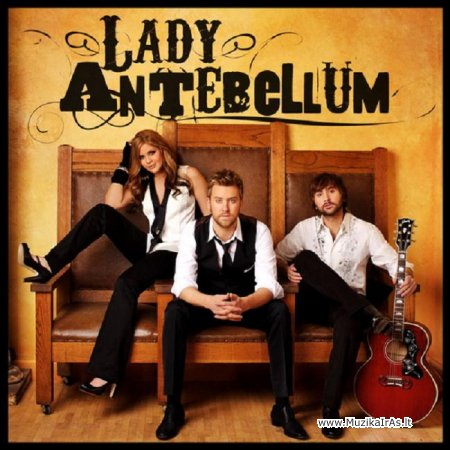 Lady Antebellum-Discography