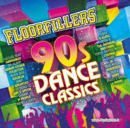 Floorfillers: 90s Dance Classics