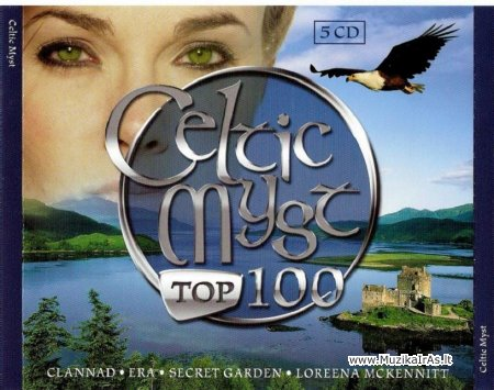 Celtic Myst - Top 100(5.CD)
