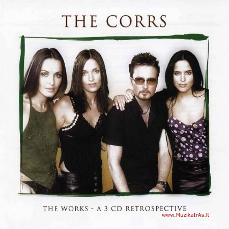 The Corrs - The Works (3CD)