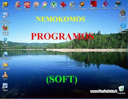 Nemokomos programos