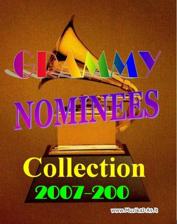 Grammy Nominees(2007-2008)