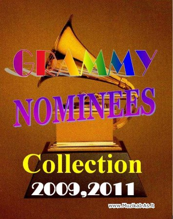 Grammy Nominees(2009-2011)