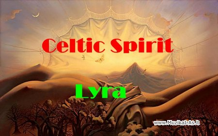 Celtic Spirit-Lyra