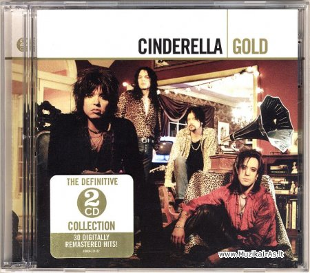 Cinderella-Gold