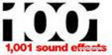 Efektai.1001 Sound Effects