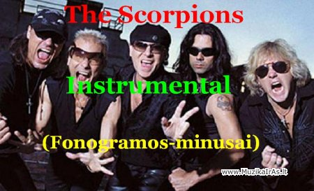 Fonogramos,minusai.The Scorpions