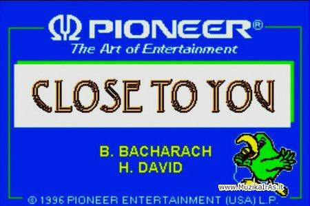 Fonogramos,minusai,karaoke.Pioneer Flood
