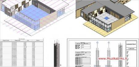 Architektūra.Autodesk Revit Architecture 2012