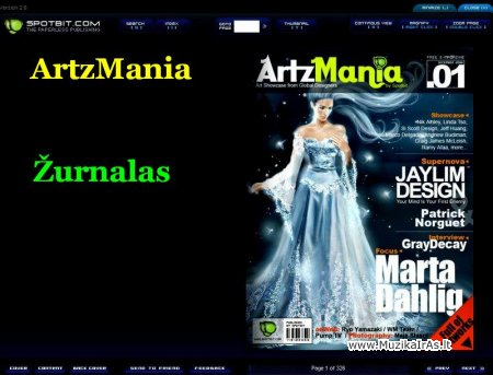 Dizainas.ArtzMania-Журнал о графическом дизайне