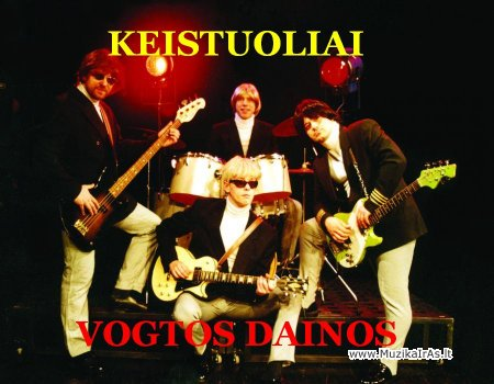 Keistuoliai-Vogtos dainos