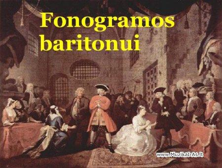 Fonogramos baritonui