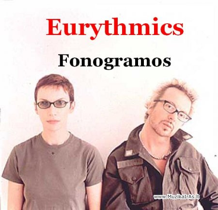 Eurythmics(fonogramos)