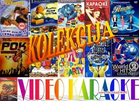 Karaoke.Video karaoke(kolekcija)