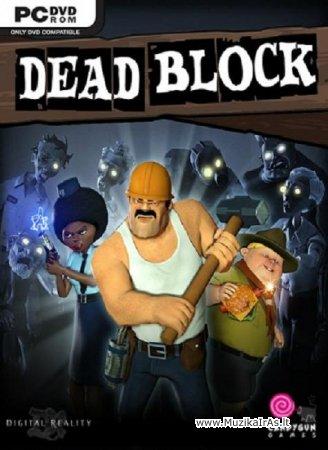 Žaidimai.Dead Block