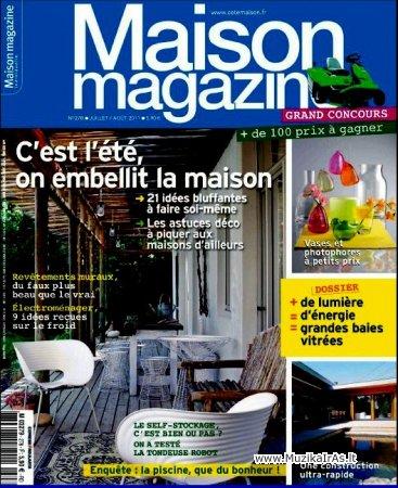 Dizainas.Maison Magazine