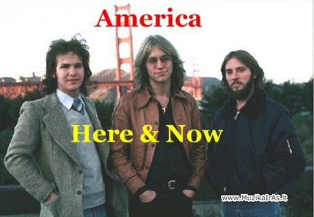 America-Here & Now