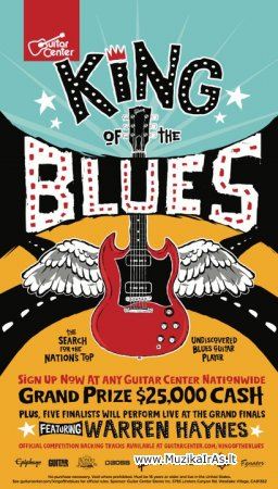 Guitar Center King of the Blues 2009 – 2011