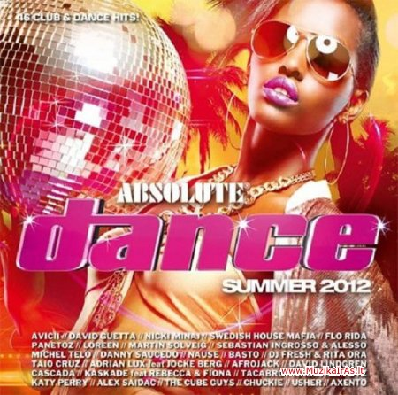 Absolute Dance Summer 2012-2CD