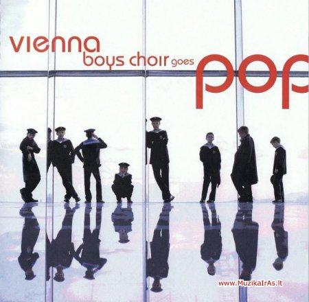 Pop choras.Vienna Boys Choir