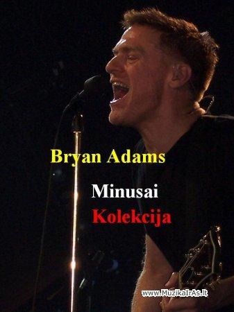 Bryan Adams-minusai