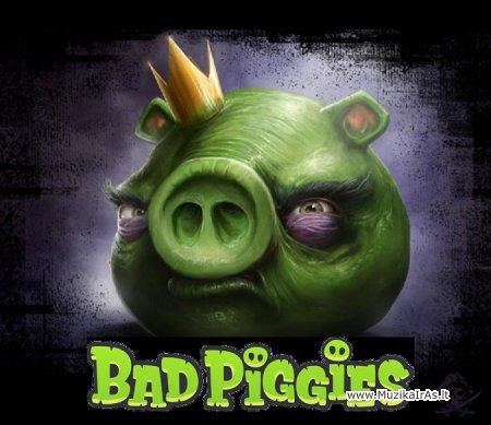 Žaidimai.Bad Piggies [2012] [1.0.0]