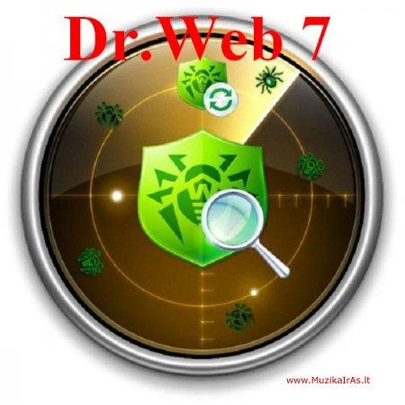 Programos.Dr.Web 7