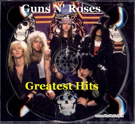 Guns N' Roses-Greatest Hits