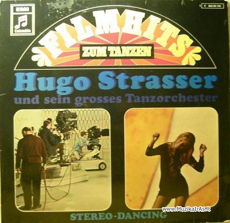 Hugo Strasser-Filmhits zum Tanzen