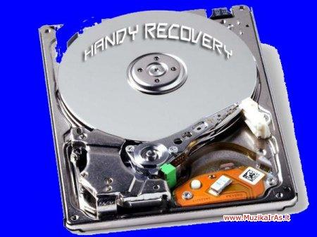 Programos.Handy Recovery v5.5 Final + Portable