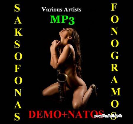 Saksofonas(saxophone).Fonogramos,natos,mp3
